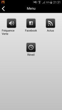 Fréquence verte apk screenshot