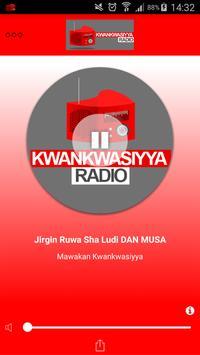 Kwankwasiyya Radio poster