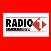Radio 1 Benidorm icon