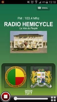 Radio Hemicycle poster