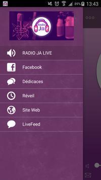 Radio JA apk screenshot