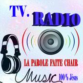 RADIO LA PAROLE FAITE CHAIR icon