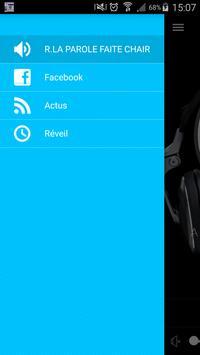 RADIO LA PAROLE FAITE CHAIR apk screenshot