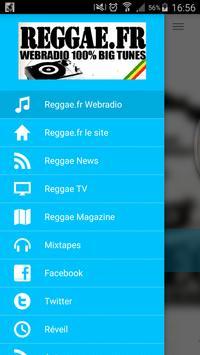Reggae.fr Webradio captura de pantalla 1