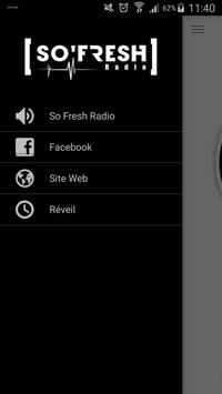 So Fresh Radio apk screenshot