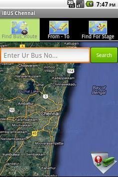 iBUS Chennai screenshot 1