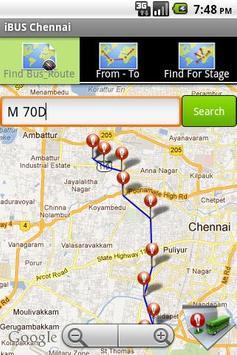 iBUS Chennai screenshot 2