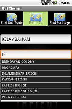 iBUS Chennai screenshot 5