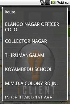 iBUS Chennai screenshot 6
