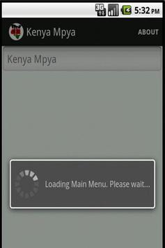 Kenya Mpya poster