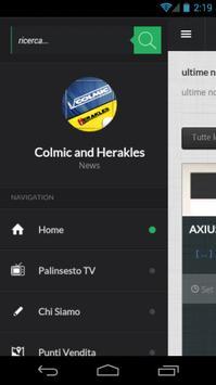 Colmic and Herakles News screenshot 1