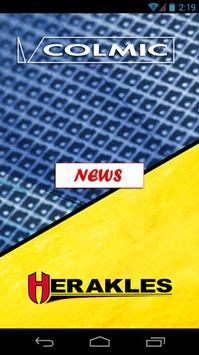Colmic and Herakles News screenshot 6