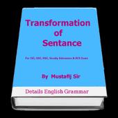 Transformation of Sentence icon
