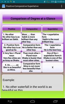 Transformation of Sentence screenshot 13