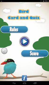 Bird Quiz and Card screenshot 2
