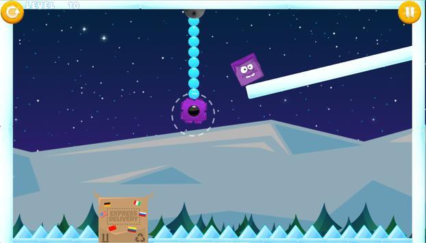 Icy Purple Head screenshot 2