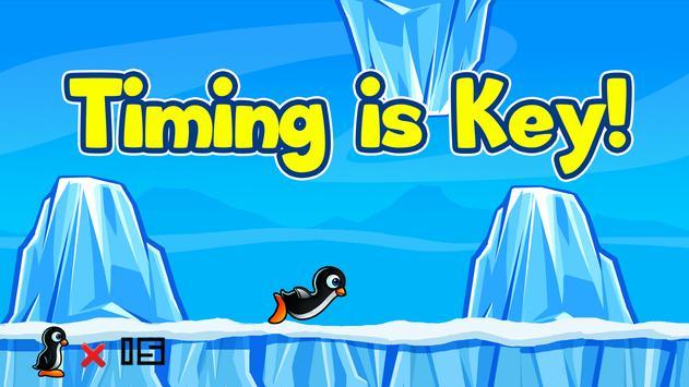 Icy Penguin apk screenshot