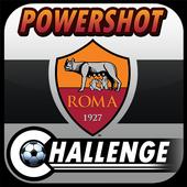 AS Roma Powershot Challenge icon