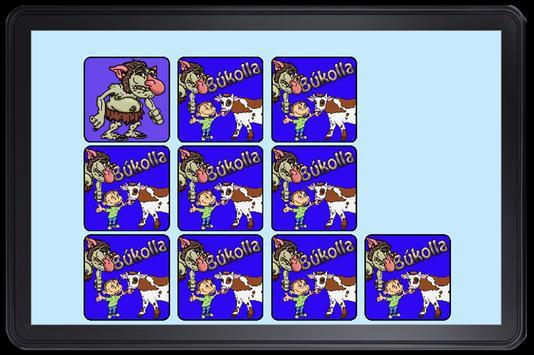 Bukolla Memory Game screenshot 2