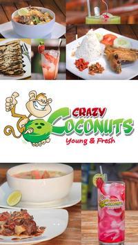 Crazy Coconuts poster