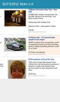 BUTTERFLY NEWS U K screenshot 2