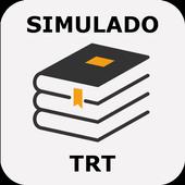 Simulado TRT Concursos icon