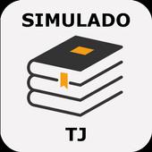 Simulado TJ Concursos icon