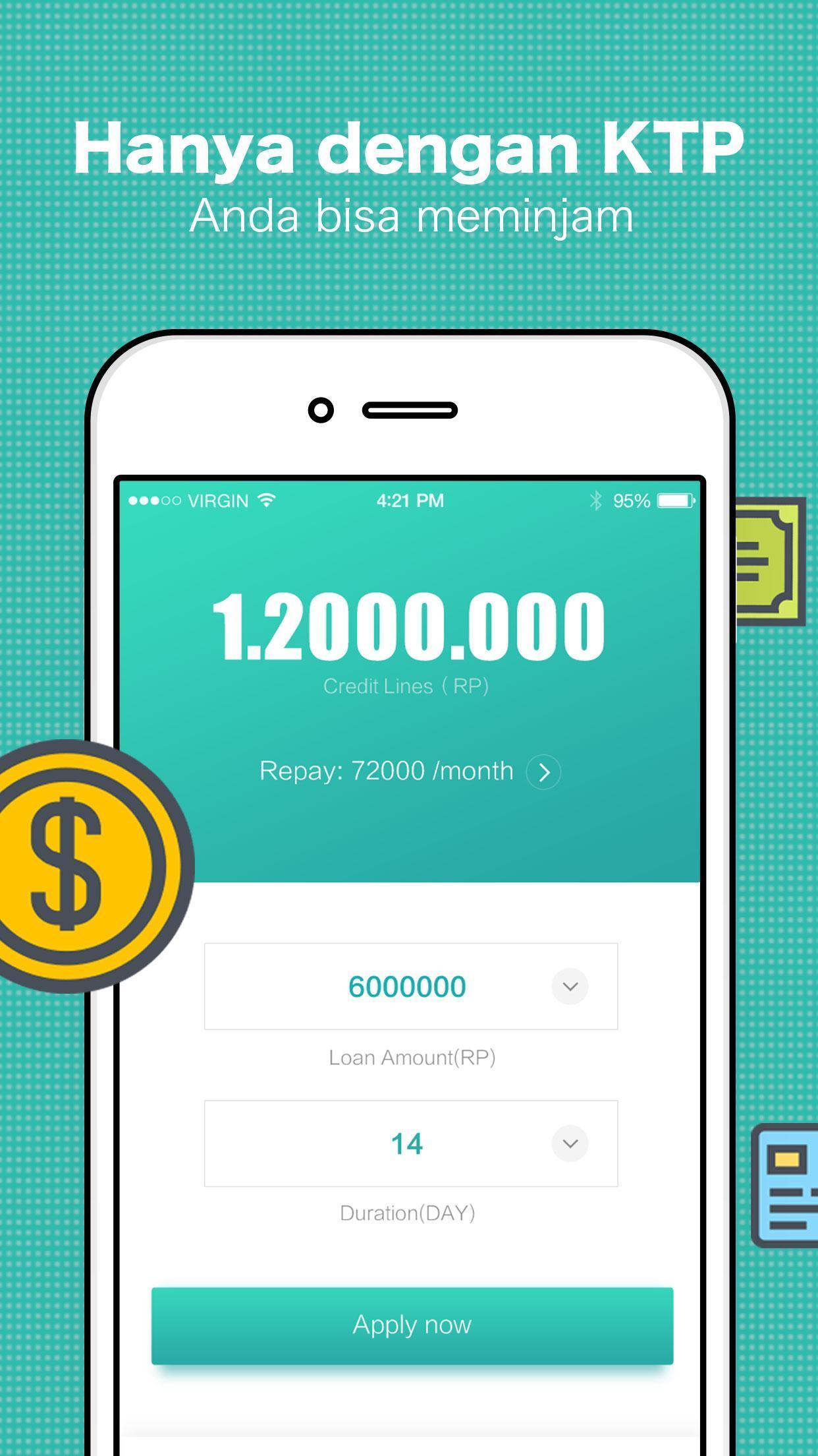 Danapintar Pinjaman Uang Online Tanpa Jaminan For Android Apk