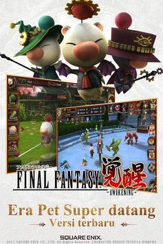 FINAL FANTASY AWAKENING: 3D ARPG Lisensi Resmi SE poster