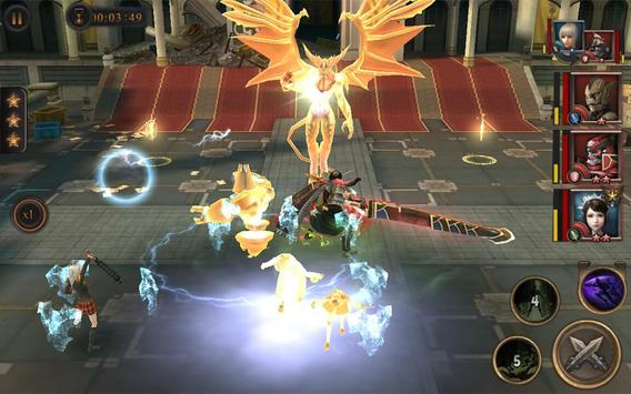 FINAL FANTASY AWAKENING: 3D ARPG Lisensi Resmi SE apk screenshot