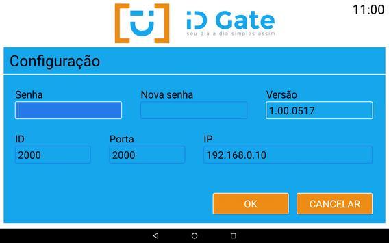 IDGate screenshot 1