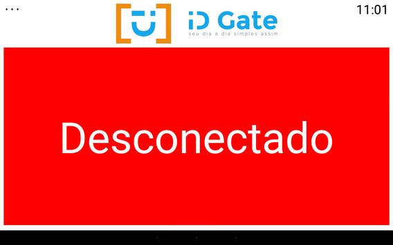 IDGate-Guarita Restrito apk screenshot