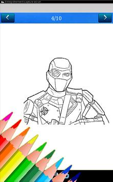 How To Draw Suicide Squad screenshot 1