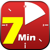 7min Workout Challenge Free icon