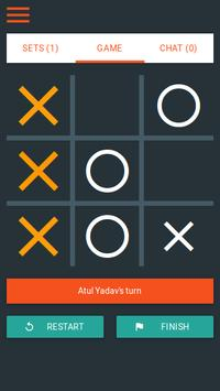 Tic Tac Toe - Online apk screenshot
