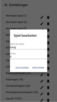 Bummerl Liste screenshot 5