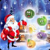 Christmas Fruit Line Legend icon