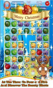 Christmas Fruit Line Legend apk screenshot