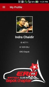 ERCI Depok Chapter poster