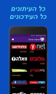 Israel News poster