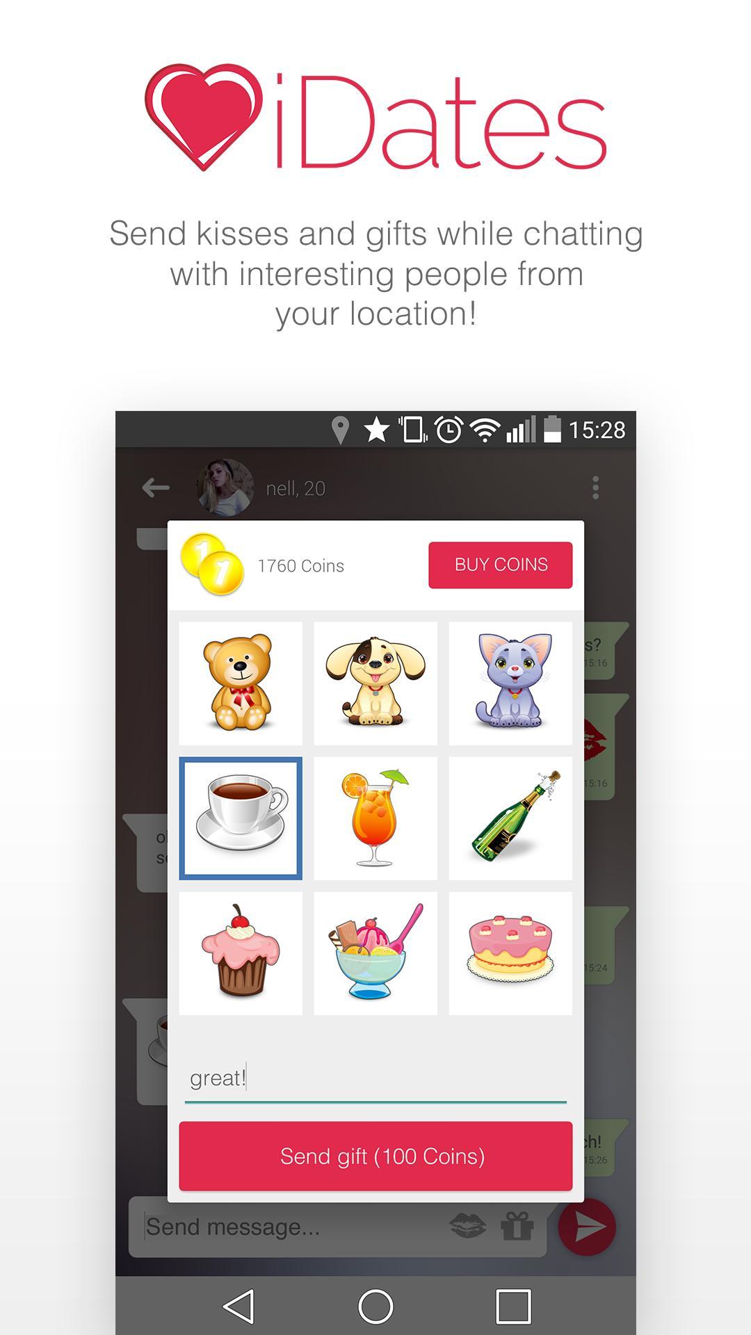 Kostenlose dating-app und flirt-chat apk
