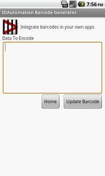 IDAutomation Barcode Generator for Android - APK Download