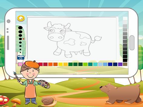 Libro para colorear para niños Descarga APK - Gratis Educativos ...