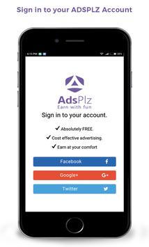 Adsplz - Earn Money Online poster