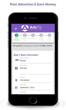 Adsplz - Earn Money Online screenshot 3