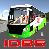 IDBS Simulator Bus Lintas Sumatera on pc