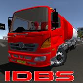 ikon IDBS Truk Tangki