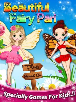Beautiful Fairy Tale makeover poster