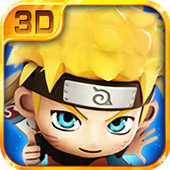 Ninja World 3D icon