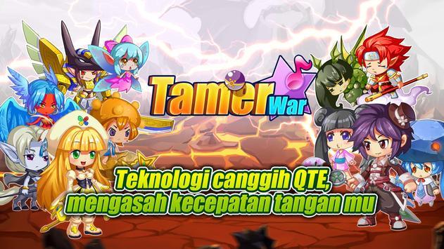 Tamer War apk screenshot